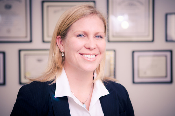 Asheville criminal defense attorney Meghann Burke